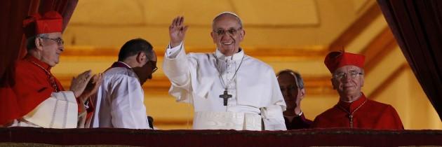 Papa Franġisku I – L-Ewwel Diskors